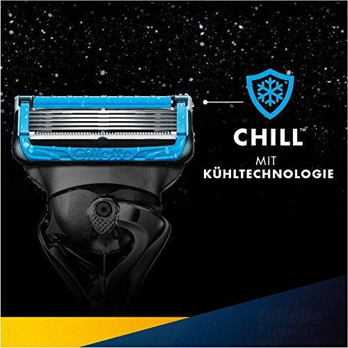 [Amazon Prime] Gillette ProShield Chill Rasierklingen, 11 Stück