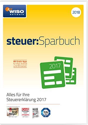 [amazon] WISO steuer:Sparbuch 2018 (für Steuerjahr 2017) als Download Code für PC