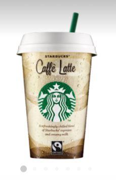 [Scondoo & Coupies] 1,40€ Cashback auf Starbucks Chilled Classic