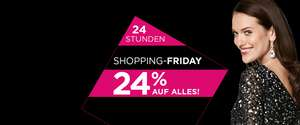 (Shoop) Heine: 10% Cashback + 5€ Shoop.de-Gutschein + 24% Rabatt auf alles nur am Black Friday