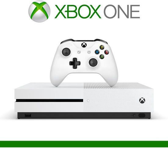 XBox One S mit Spiel nur 149€ zum Black Friday bei GameStop off- und online