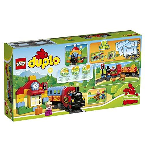 [Amazon Prime] Lego 10507 Duplo Eisenbahn Starter Set, Zug Spielzeug