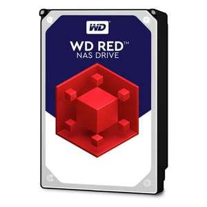 WD Red 2er Set WD40EFRX - 4TB (pro Platte) (5400rpm 64MB 3.5zoll SATA600) 233,99€ [Cyberport]
