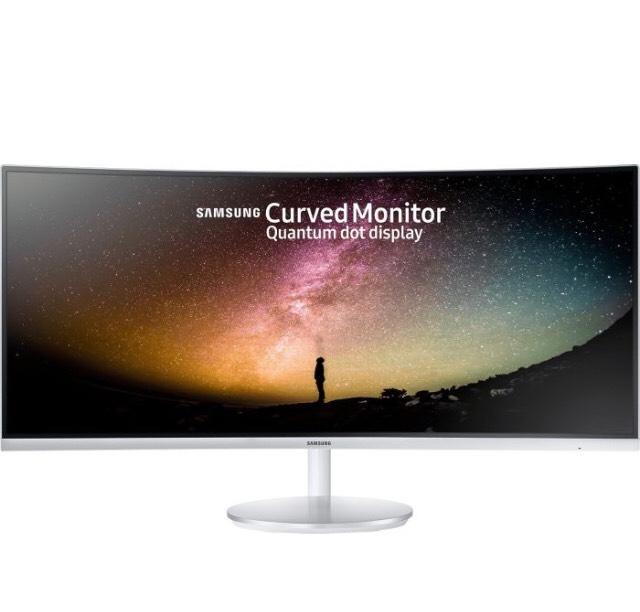 21:9 Freesync 1440p Samsung C34F791