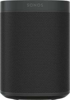 Sonos One schwarz o. weiß z. aktuellen Bestpreis - MEDIMAX online