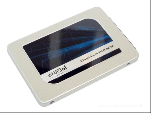 Crucial MX300 1TB für 222€ bei Mediamarkt, Amazon und Redcoon