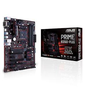 EBAY WOW mit Gutschein ASUS PRIME B350 - PLUS ATX Mainboard Sockel AM4 USB3.1(C)/SATA600/M.2