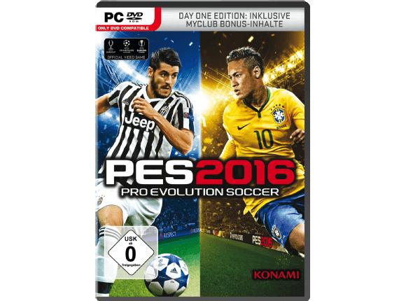 Pes 2016 PC Version,