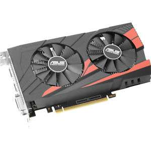 ASUS GeForce GTX 1050 Ti Expedition OC 4GB + PES18 [Ebay Plus - Black Friday]