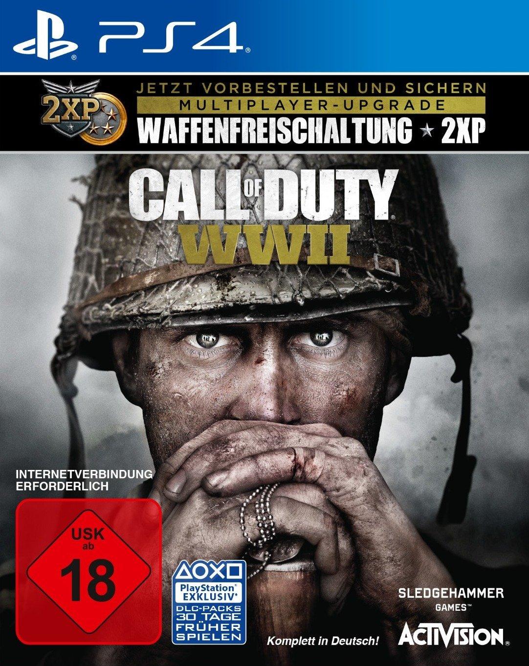 [4u2play@eBay Plus]  Call of Duty: WWII PS4