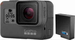 GoPro Hero 5 Black + Akku