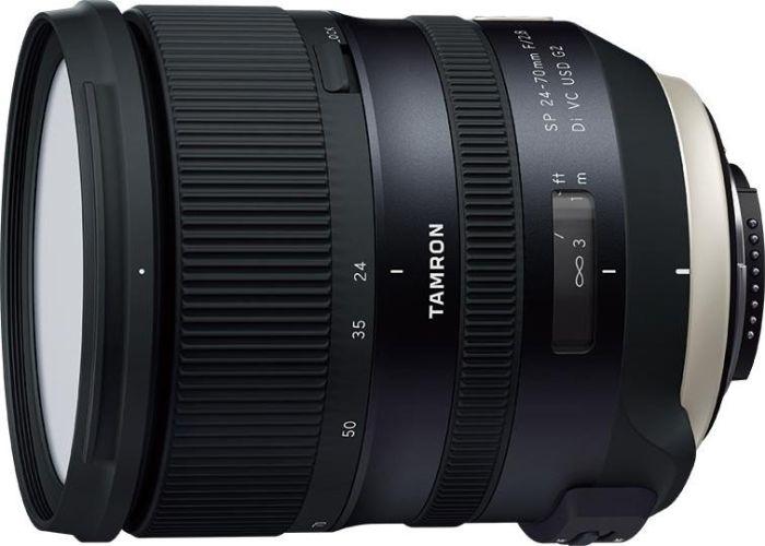 Tamron 24-70 2.8 VC G2 Canon/Nikon