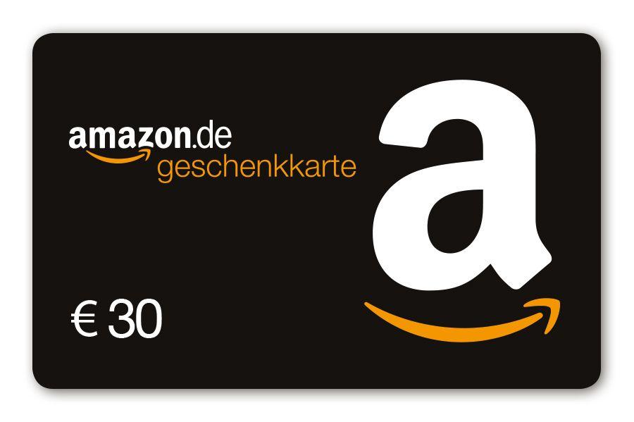 Amazon 30€ Gutschein 5€ geschenkt