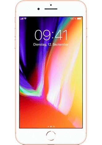 Logitel Iphone 8 Plus 64GB mit Telekom Magenta M (99 € Zuzahlung)