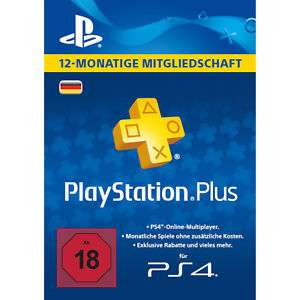 [Ebay WOW mit Plus] PS Plus DE 12 Monate + Ladekabel 30,94€