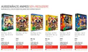 Anime Titel Reduziert (Detektiv Conan, One Piece, Attack On Titan, Accel World Sailor Moon Crystal...)[Gamestop]