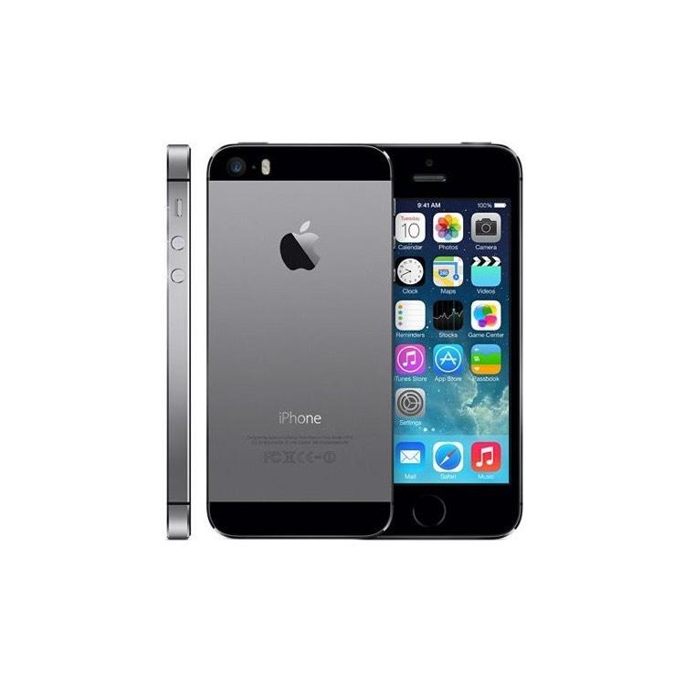APPLE IPHONE 5S - 64GB - SPACEGRAU