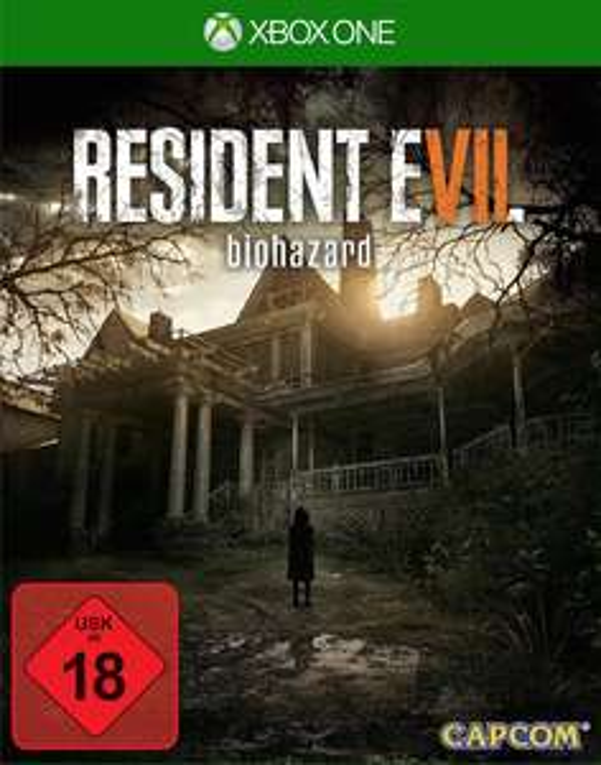 Resident Evil 7: Biohazard (Xbox One) für 19,99€ (Müller)