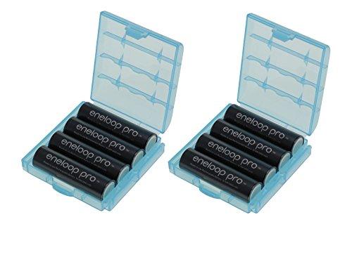 [Amazon Prime - Blitzangebot] Panasonic Eneloop XX Pro - 8er Pack Typ AA Akkus 2550 mAh