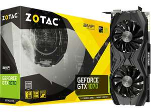[Saturn Ö online] ZOTAC GeForce® GTX 1070 AMP Core Edition