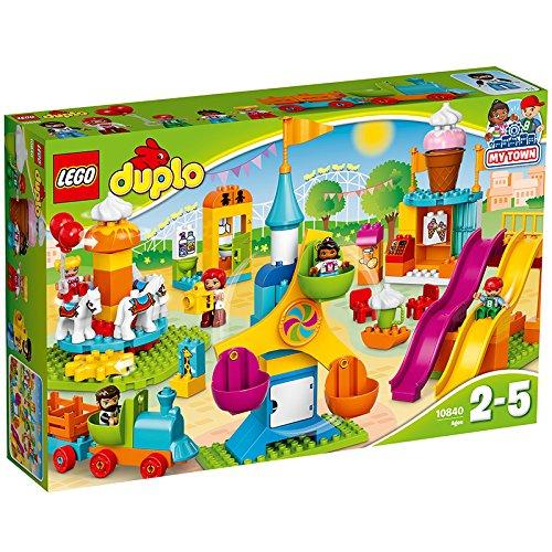 [UPDATE, nun bei MÜLLER] LEGO DUPLO 10840 - Großer Jahrmarkt , 2-5 Jahre, Neues Set (2017)