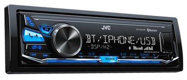 JVC KD-X341BT 1-DIN Autoradio mit Bluetooth, USB (OTTO.de, Amazon.de)