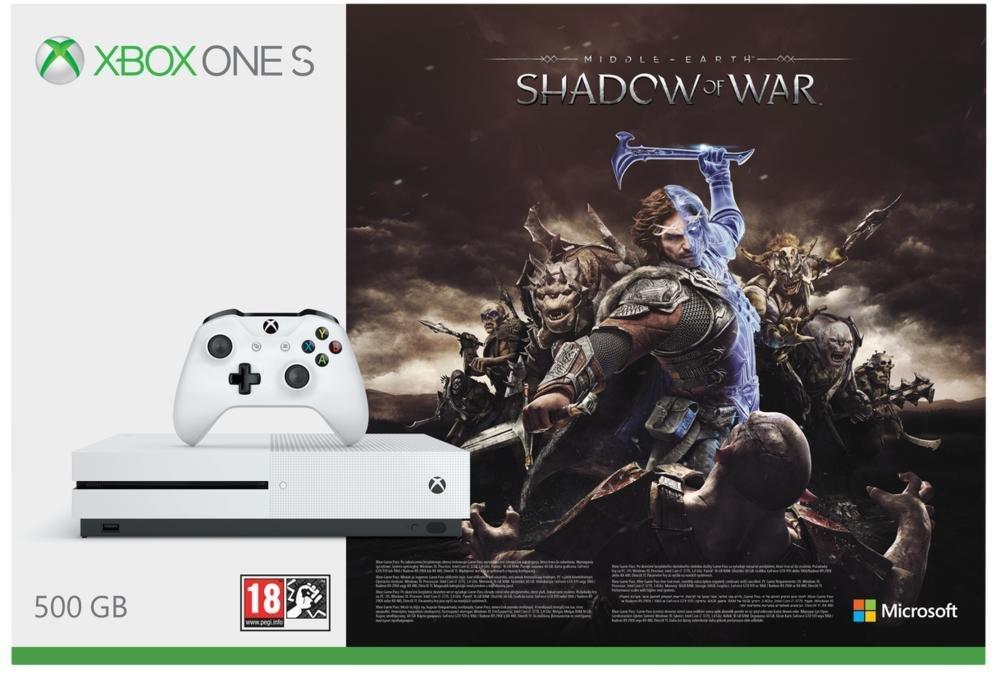 [Amazon] Xbox One S 500GB verschiedene Bundles für 150€