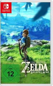 Zelda: Breath of the Wild [Nintendo Switch] Amazon PrimeNow LOKAL BERLIN MÜNCHEN