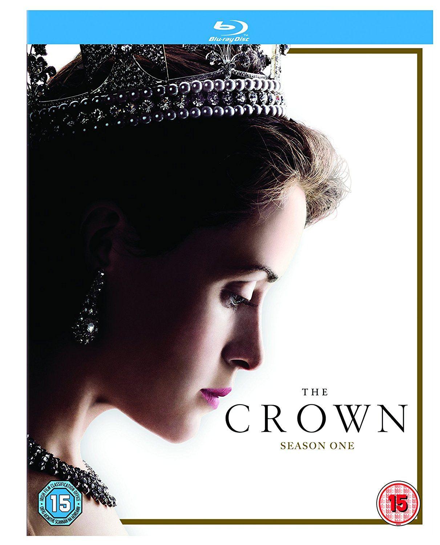 The Crown - Die komplette 1. Staffel auf Blu-ray - UK Import mit dt. Ton [Amazon UK]