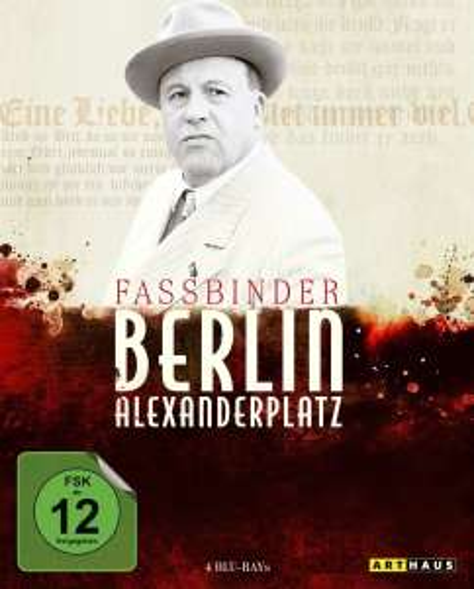 Berlin Alexanderplatz - Fassbinders 15 Stunden-Epos auf Blu-ray [Amazon.de]