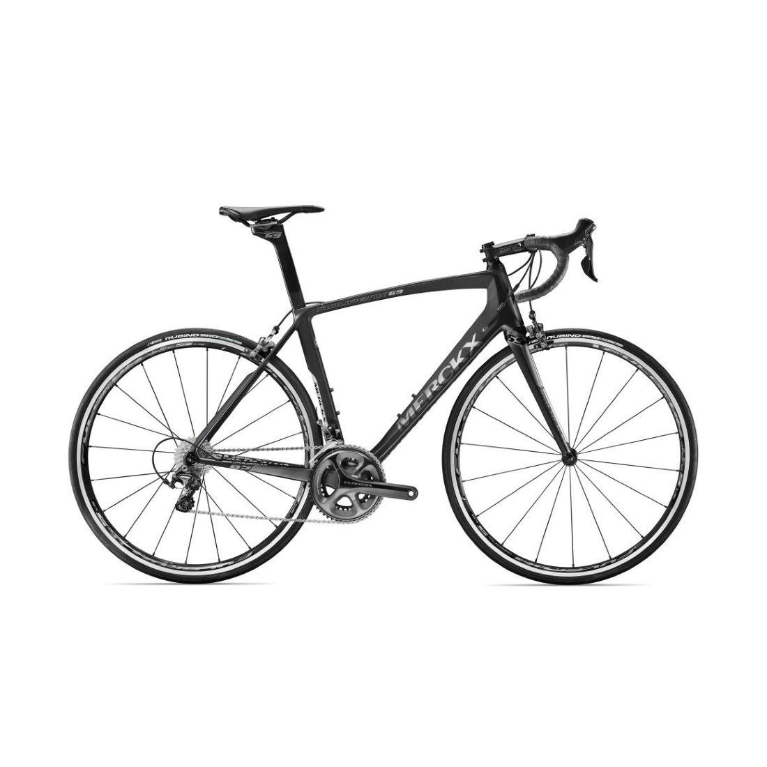 [wigglesport] Eddy Merckx Mourenx 69 Rennrad (2017, Ultegra - Fulcrum)