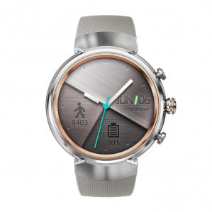 ASUS Zenwatch 3 Silber Silikon BESTPREIS