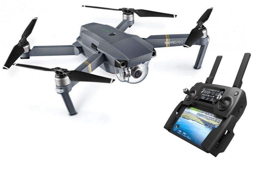 DJI Mavic Pro - Drohne