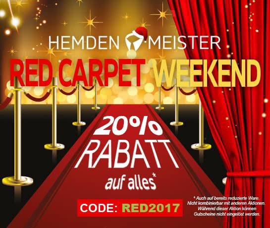 [hemden-meister.de] 20% Rabatt auf alles bis einschl. 27.11.