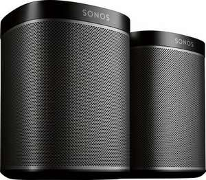 Sonos PLAY:1 (2er-Set) - Blackfriday - Gutschein  - (optional Cashback i.H.v. 10 €) @Otto.de zum BlackFriday