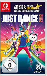 Just Dance 2018 [Switch] (Amazon / Otto)