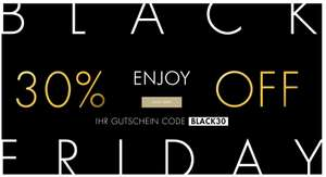 Black Friday Escada 30% Gutschein
