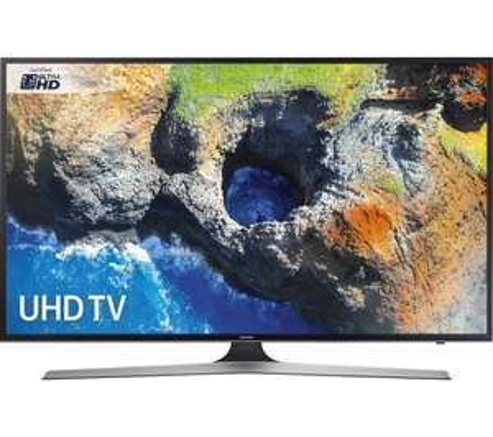 Samsung Smart 4K Ultra HD HDR LED TV 49 Zoll