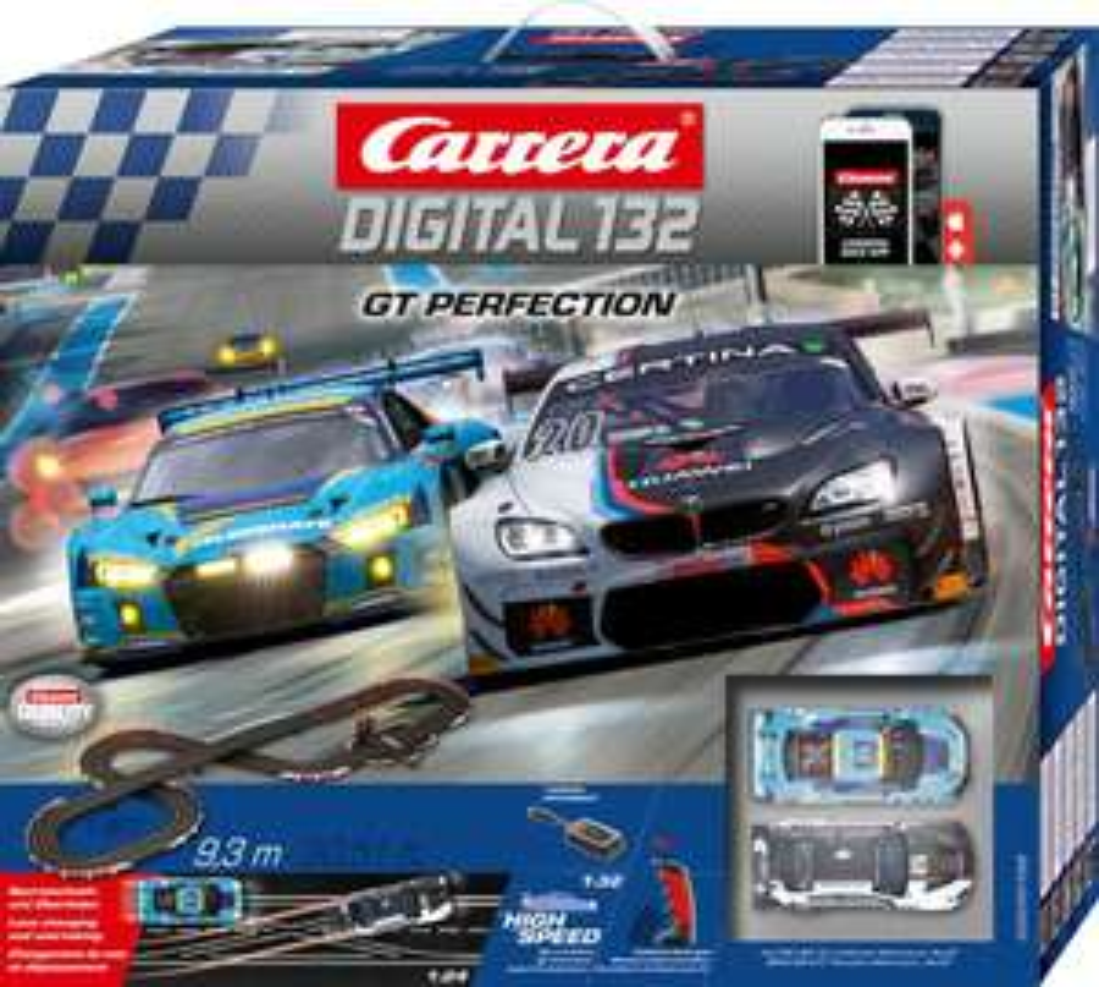 Carrera Digital 132 GT Perfection dank 10% Gutschen & weitere Angebote @duo-shop.de