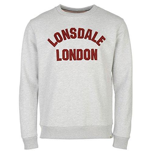 -75 % Lonsdale Herren HTG Rundhals Pullover