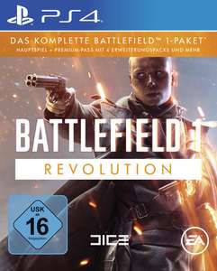 PS4 - Battlefield 1 Revolution - Gamestop