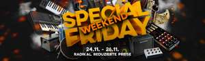 MusicStore Blackweekend div. Deals (z.B DDJ-SX2)