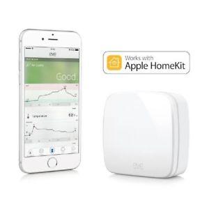 Elgato Eve Room über eBay Plus WOW PLUSBUNT (Cyberport): kabelloser Raumklimasensor für Apple HomeKit