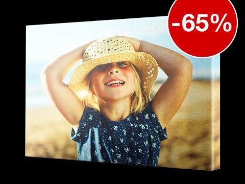Bis zu -65% Rabatt beim myposter Black-Friday-Sale | Leinwand 75x50 nur 19,99€