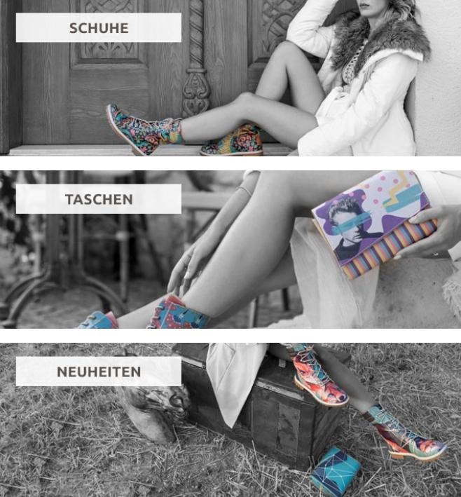 [Dogo-Shoes] 20% auf alle Kategorien, Stylische Schuhe, Taschen & Kleidung