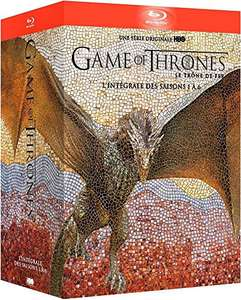 Game of Thrones - Staffel 1-6 (Blu-ray) inkl. Vsk für 32,67 € (Amazon.fr)