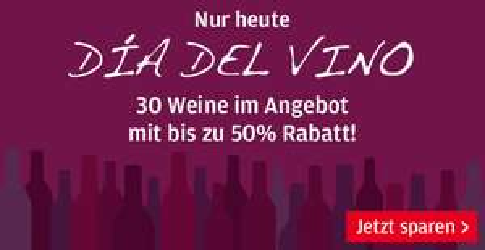 spanischer Bio-Rotwein mit zum halben Preis
