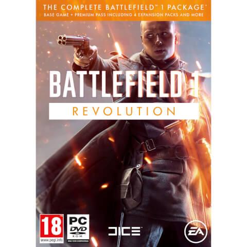 Battlefield 1 Revolution für den PC, Xbox One und Playstation 4 für nur 21,99€ inkl. Versand bei Zavvi.com