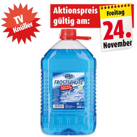 [Roller] Frostschutzmittel - bis -20° C - 5 Liter (zur Abholung)