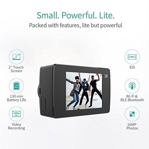 Yi Lite - Action Cam für 75€ (ehemals Xiaomi)